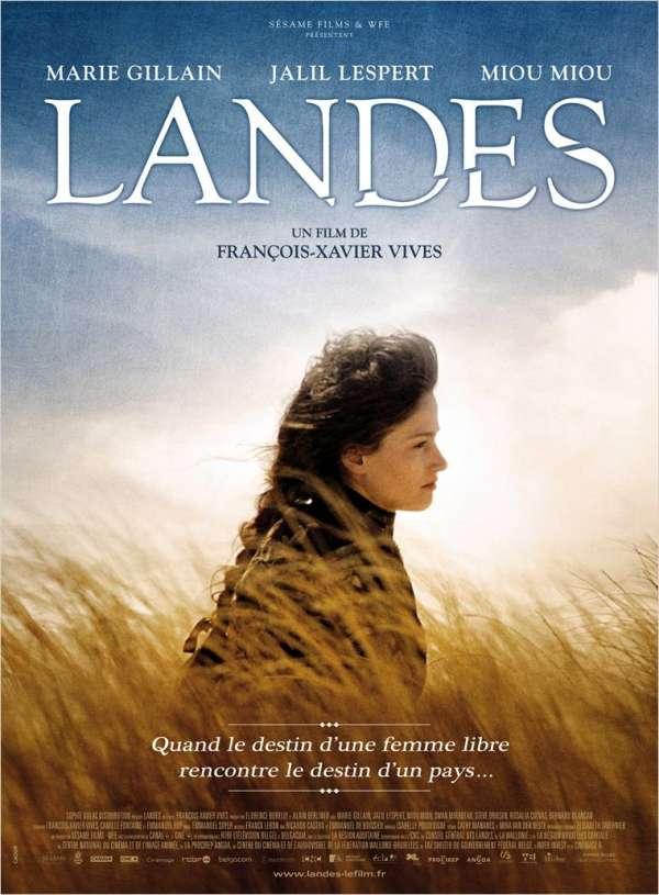 """Cineclube Badesc exibe """"Landes"""", de François-Xavier Vives"""