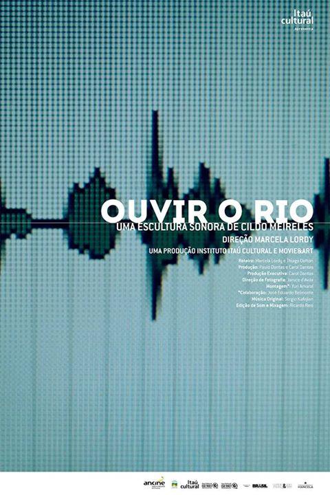 """Cineclube Badesc exibe """"Ouvir o Rio: Uma Escultura Sonora de Cildo Meireles"""""""