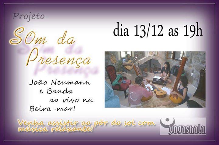Som da Presença com João Neumann e Banda Presença ao vivo