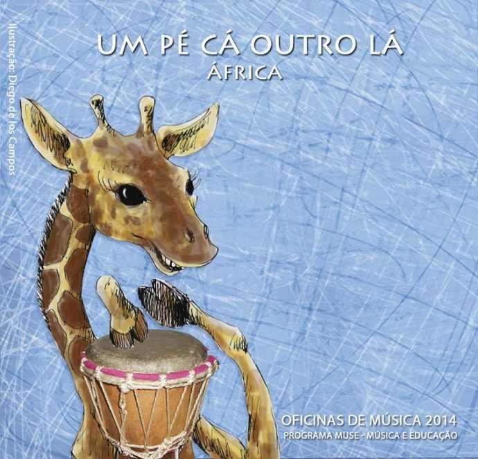 Lançamento do CD produzido em oficinas de Música para crianças