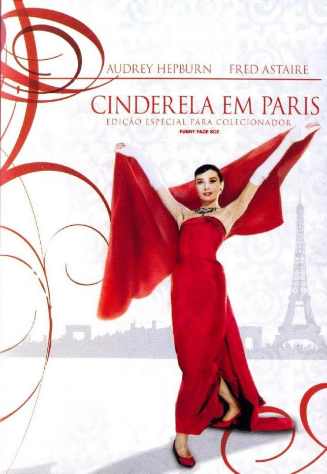 """Cineclube Badesc exibe """"Cinderela em Paris"""" de Stanley Donen"""