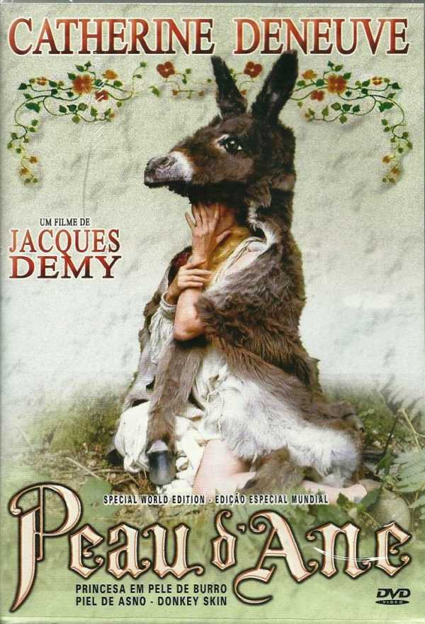 """Cineclube Badesc exibe """"Pele de Asno"""", de Jacques Demy"""