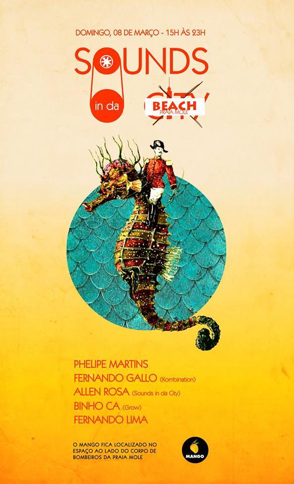 Sounds in da Beach - MANGO