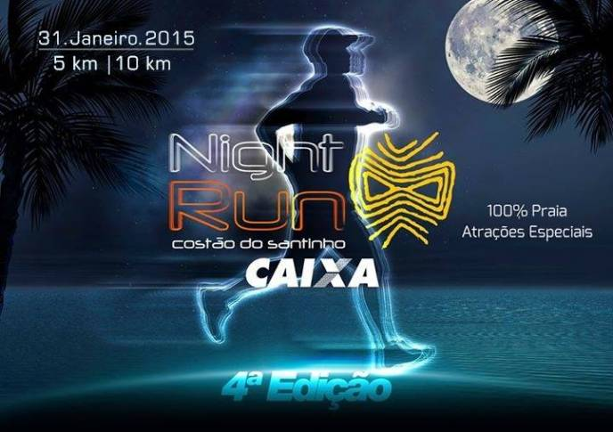 Night Run Costão do Santinho 2015