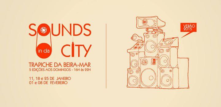 5 edições do Sounds in da City