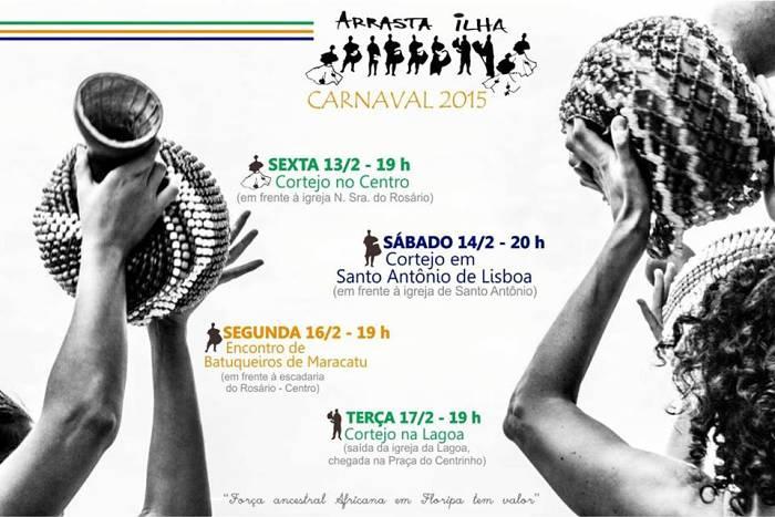 Carnaval Arrasta Ilha