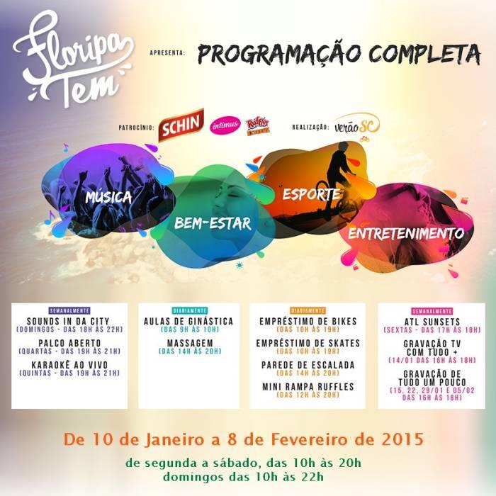 Floripa Tem 2015