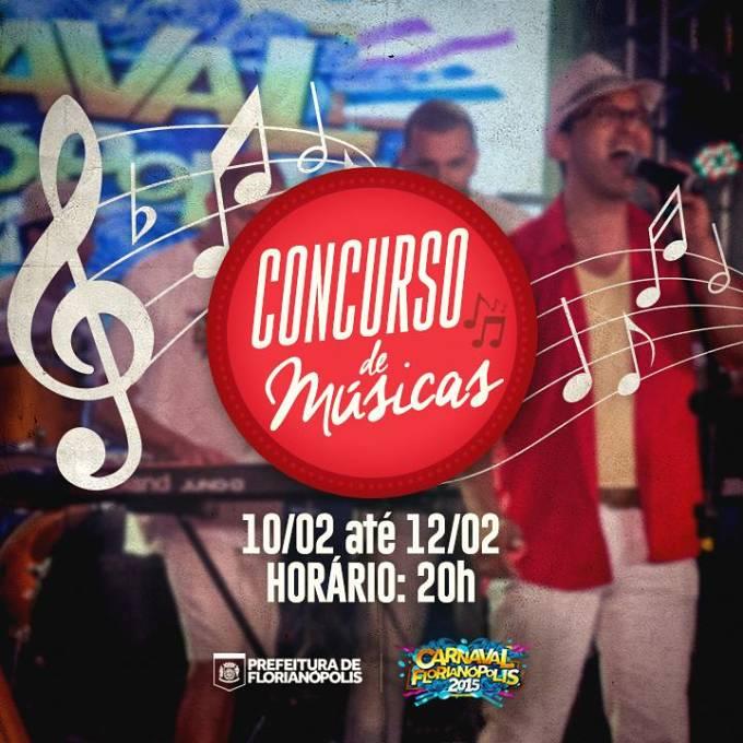 15ª Edição do Concurso de Músicas de Carnaval Florianópolis