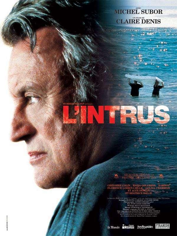 "Cineclube Badesc exibe ""O intruso"" (L'intrus), de Claire Denis"