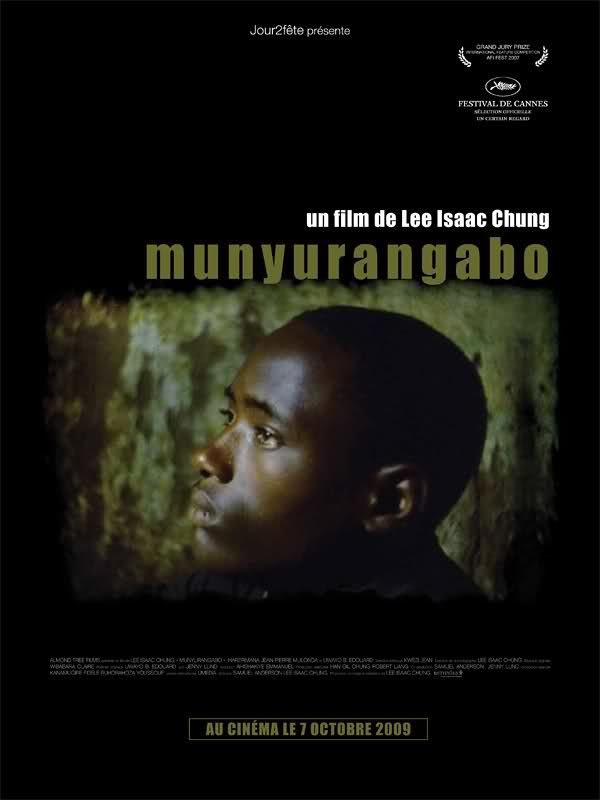 "Cineclube Badesc exibe ""Munyarangabo"" de Lee Isaac Chung"