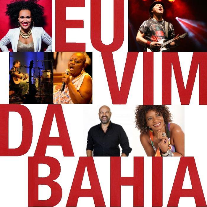"""Projeto musical  """"Eu vim da Bahia"""""""