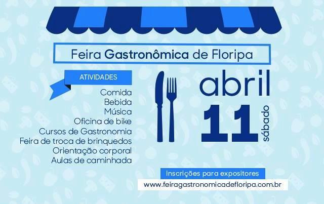 2ª Feira Gastronômica de Floripa