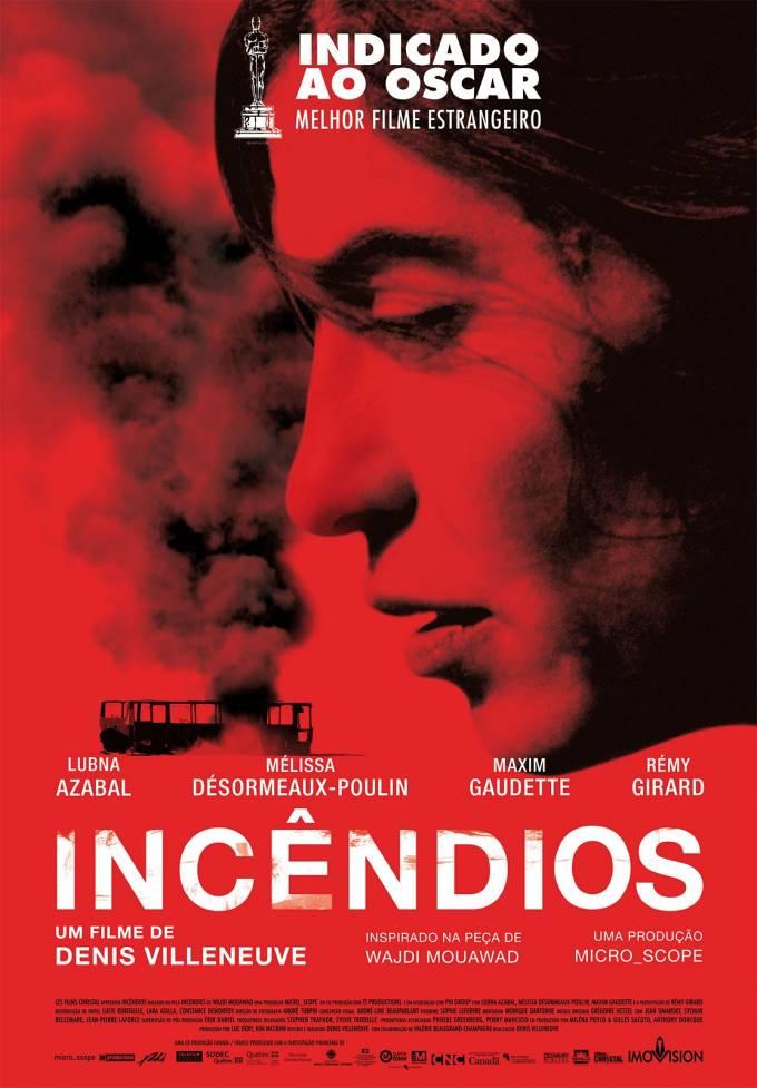 "Cineclube Badesc exibe ""Incêndios"", de Denis Villeneuve"