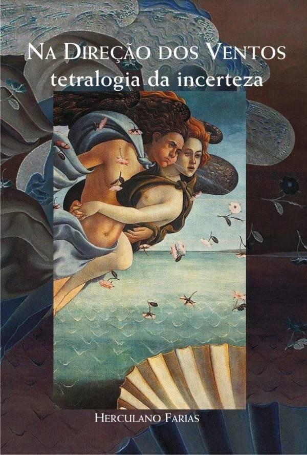 """Lançamento do livro """"Na Direção dos Ventos"""", coquetel, música e exposição de arte"""