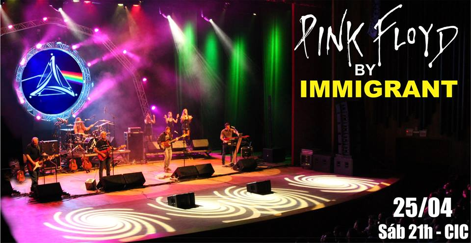 Pink Floyd by Immigrant 2015