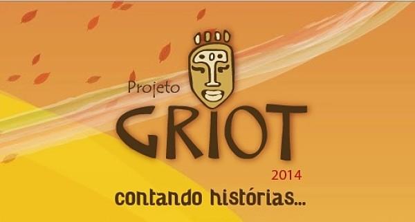 """Abertura do Projeto GRIOT 2014 - Contando Histórias com espetáculo """"Entardecer"""""""