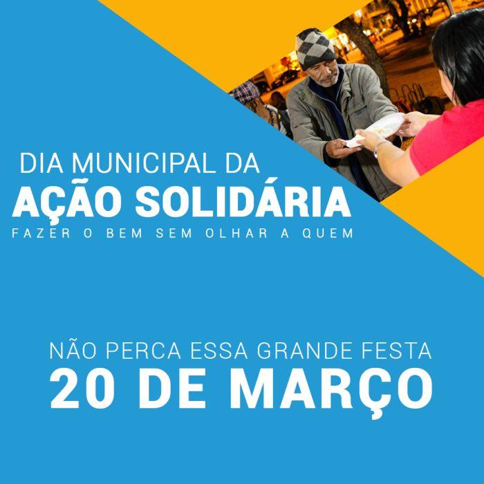 Dia Municipal da Ação Solidária