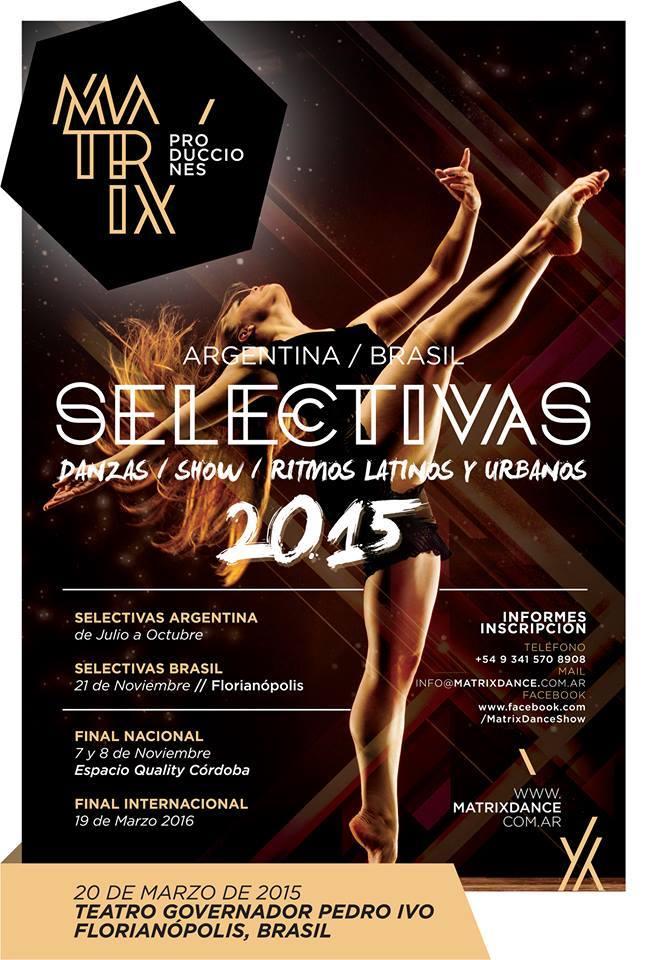 Selectivas Argentina/Brasil 2015