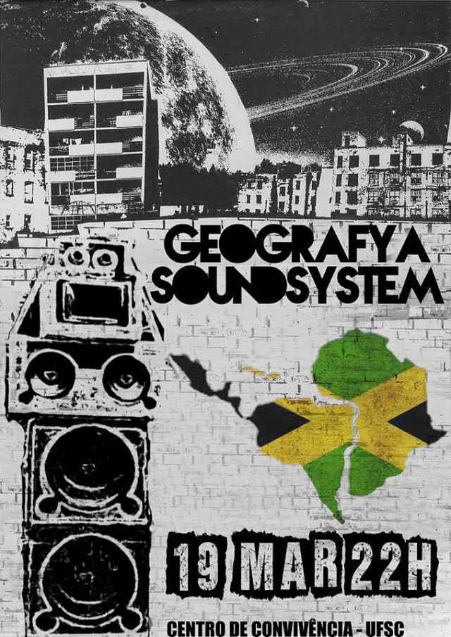 Show gratuito com Coletivo Geografya