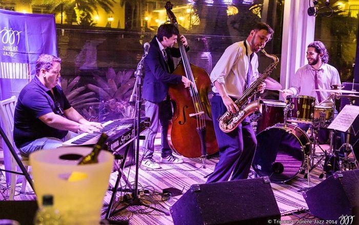 Show gratuito com Alliance Jazz Trio - Jurerê Jazz
