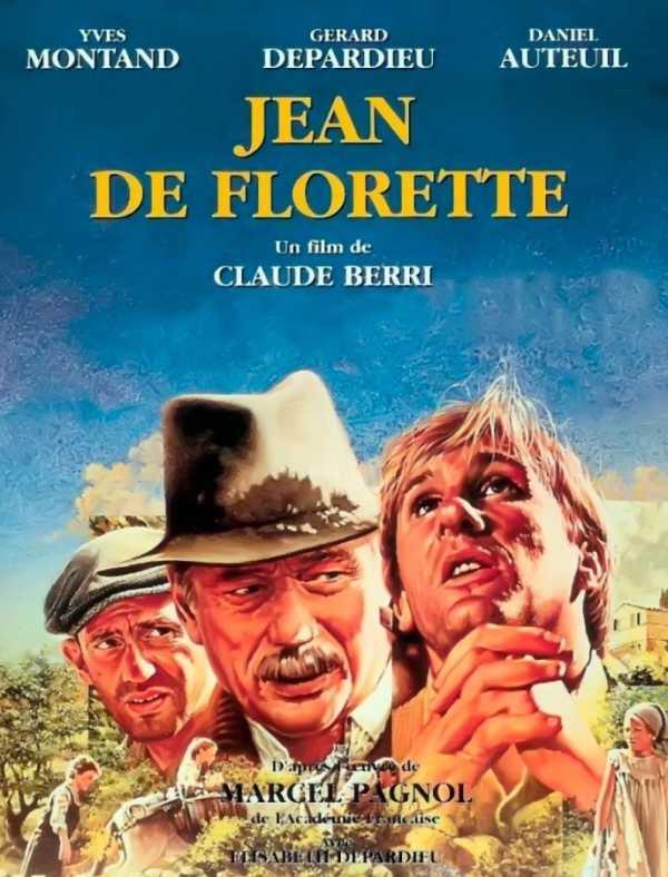 "Cineclube Badesc exibe ""Jean de Florette"", com Gérard Depardieu"