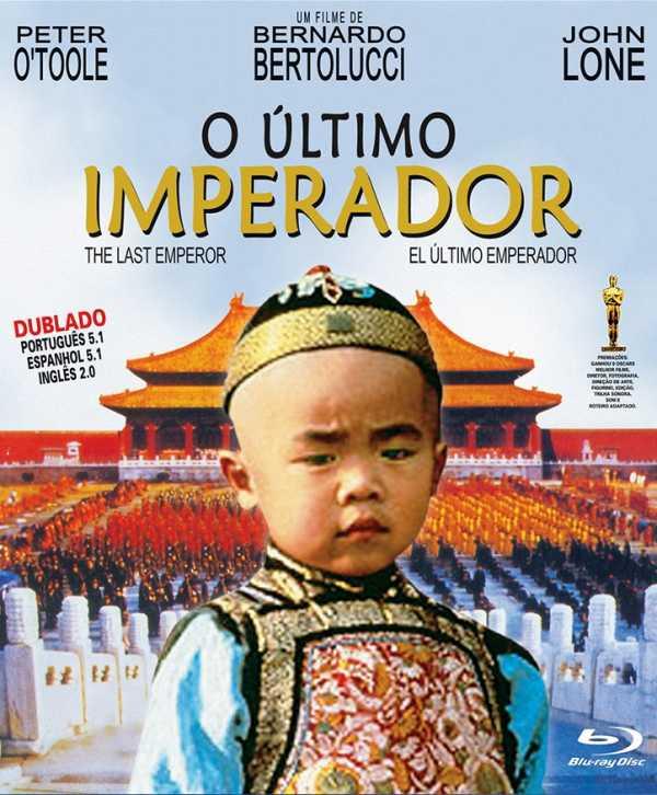 """Cineclube Imagens Políticas apresenta """"O último imperador"""", de Bernardo Bertolucci"""