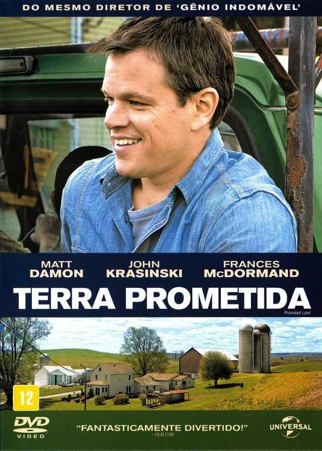 "Filmes de Economia discute o filme ""Terra Prometida"" (Promised Land)"