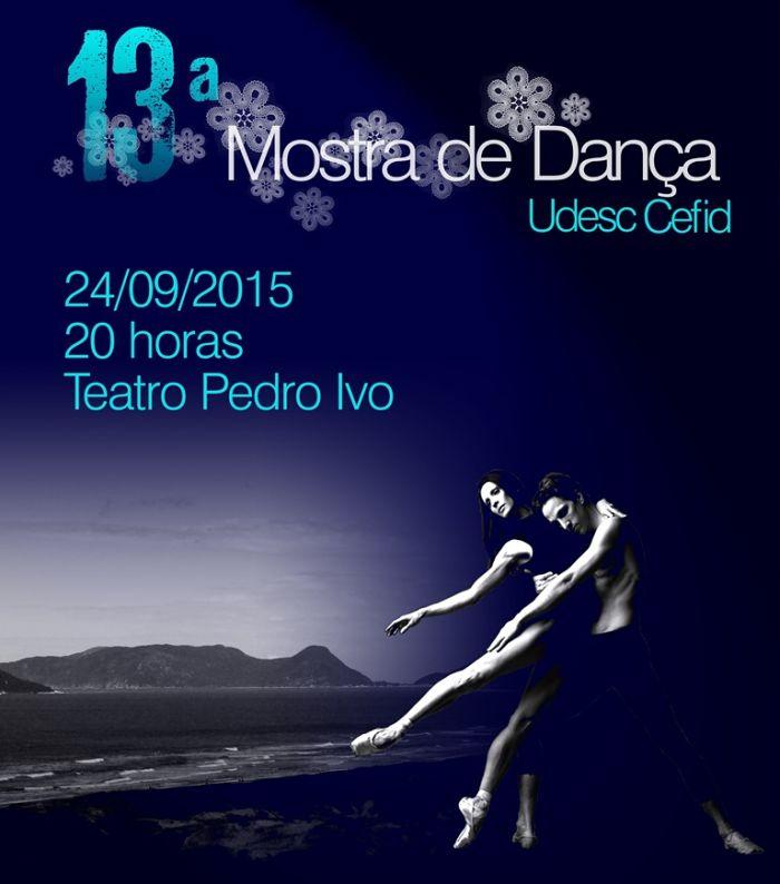 13ª Mostra de Dança da Udesc