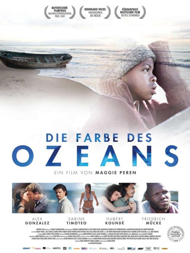 """Cineclube Badesc exibe """"A Cor do oceano"""", de Maggie Peren"""