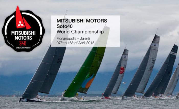Campeonato mundial de veleiros - 3º Mitsubishi Motors Soto 40 World Championship