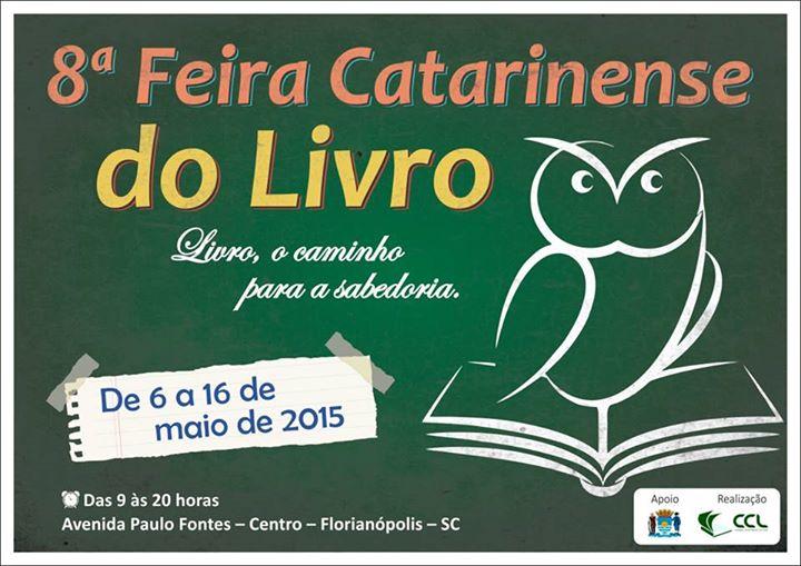 8ª Feira Catarinense do Livro