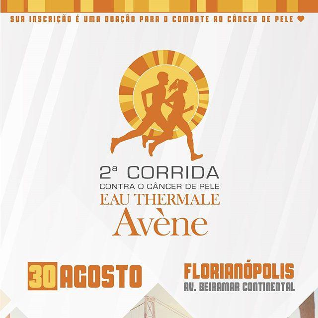 2ª edição da Corrida Contra o Câncer de Pele Avène