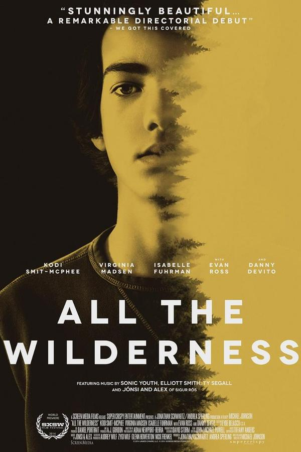 "Cine Paredão apresenta ""All the Wilderness"""