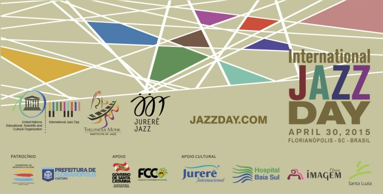 International Jazz Day 2015 - comemoração com shows gratuitos