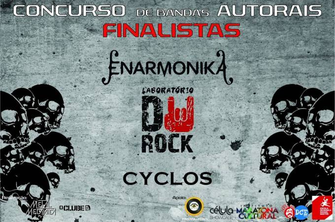 FINAL do Concurso de Bandas Autorais VII Metal Mecânica