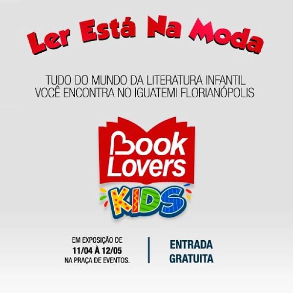 4ª edição da feira de livro Book Lovers Kids