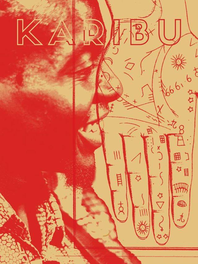 Show com Karibu - François Muleka, Max Tommasi e Trovão Rocha