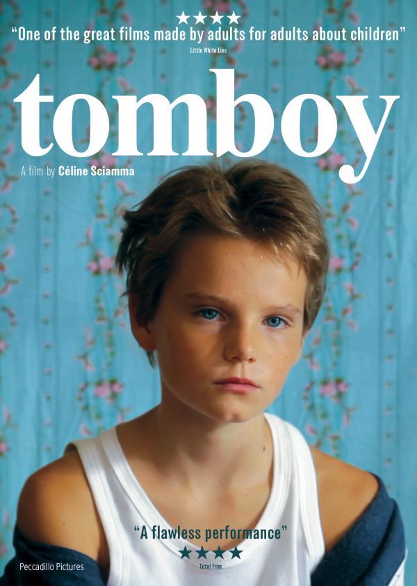 "Cineclube Badesc exibe ""Tomboy"" de Céline Sciamma"