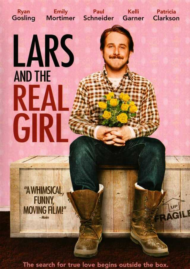 "Cineclube Badesc exibe ""A garota ideal"" (Lars and the real girl) de Craig Gillespie"