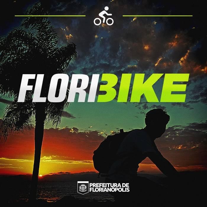 Floribike - serviço de aluguel e compartilhamento de bicicletas