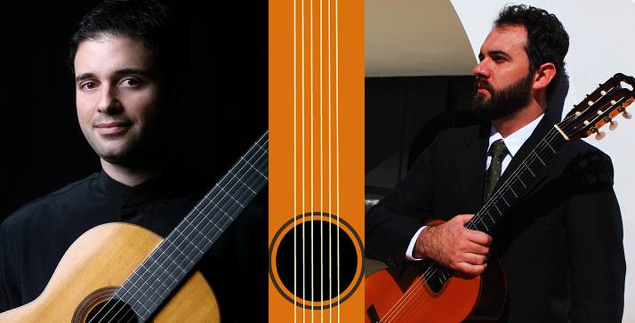 Concerto de violão - com Luiz Mantovani e Marcelo Brombilla