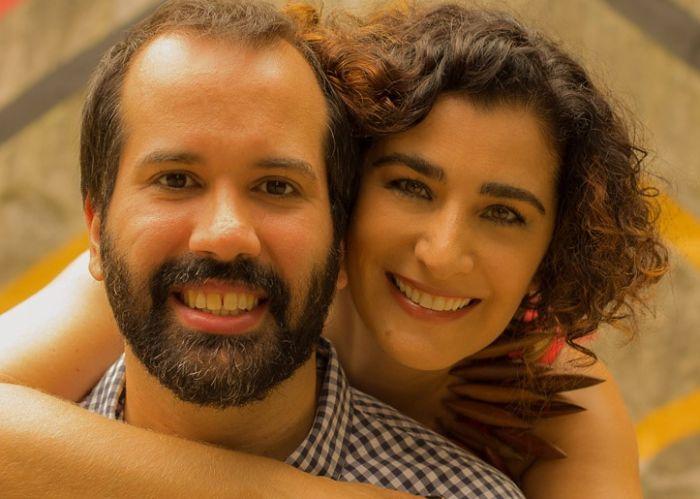 """Show """"Canções de Amanhecer"""", com Paula Santoro e Daniel Marques"""