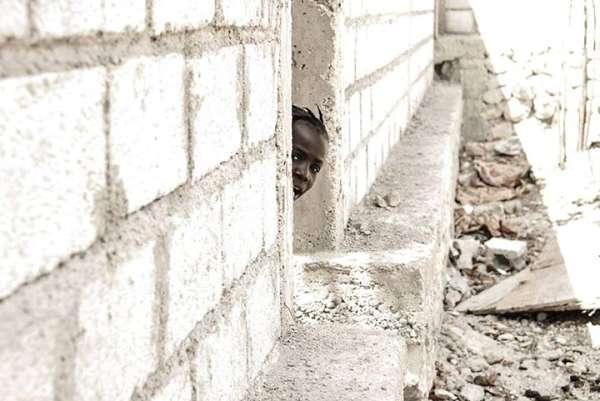 Exposição Bombagai – Haiti, de Radilson Carlos Gomes