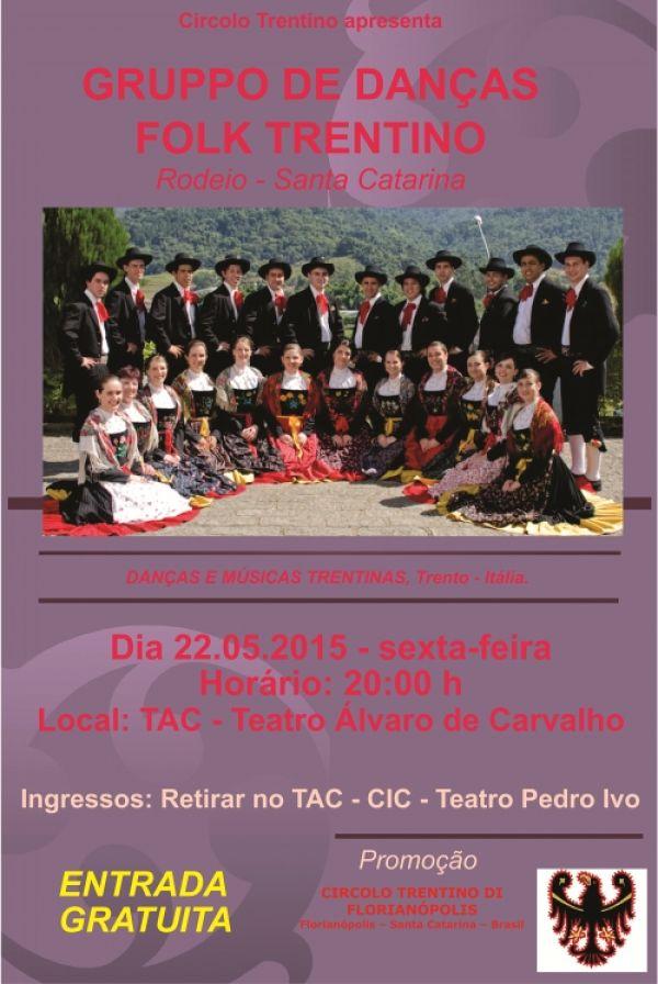 Gruppo de Dança Folk - Circolo Trentino di Rodeio