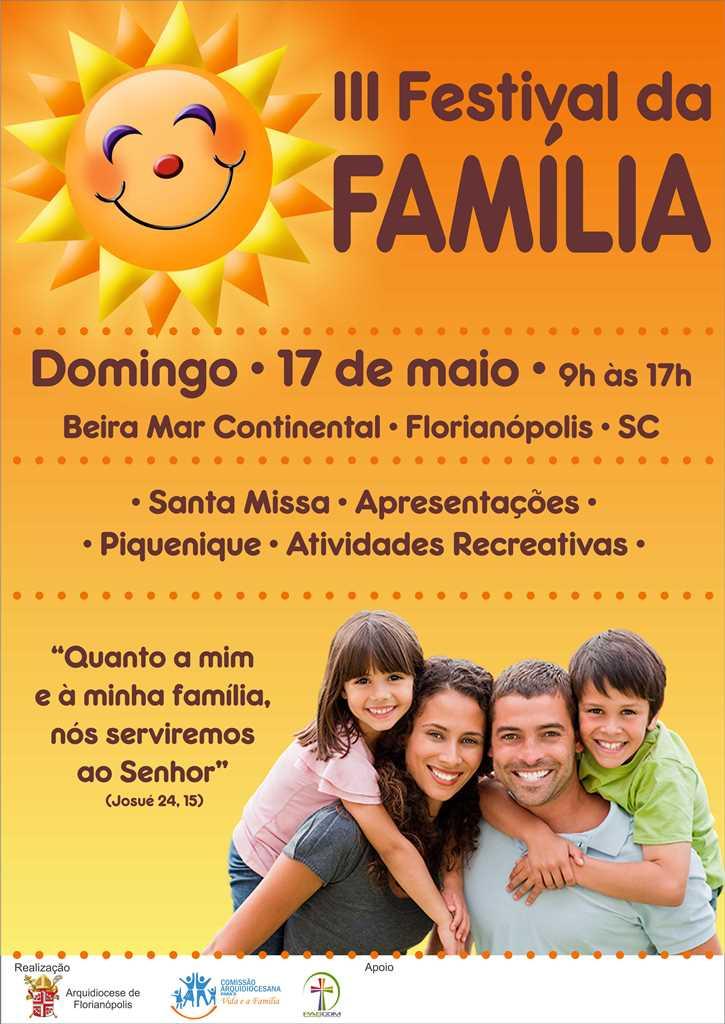 3° Festival da Família