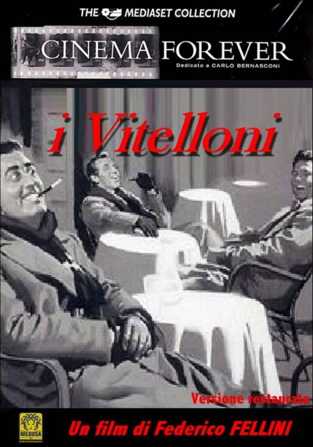 """Exibição do clássico """"Os boas vidas"""" (I vitelloni, 1953), de Federico Fellini"""