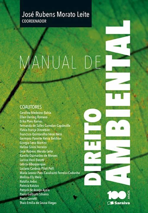 Lançamento do Manual de Direito Ambiental