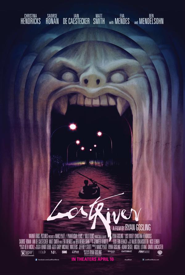 "Cine Paredão apresenta ""Lost River"", de Ryan Gosling"