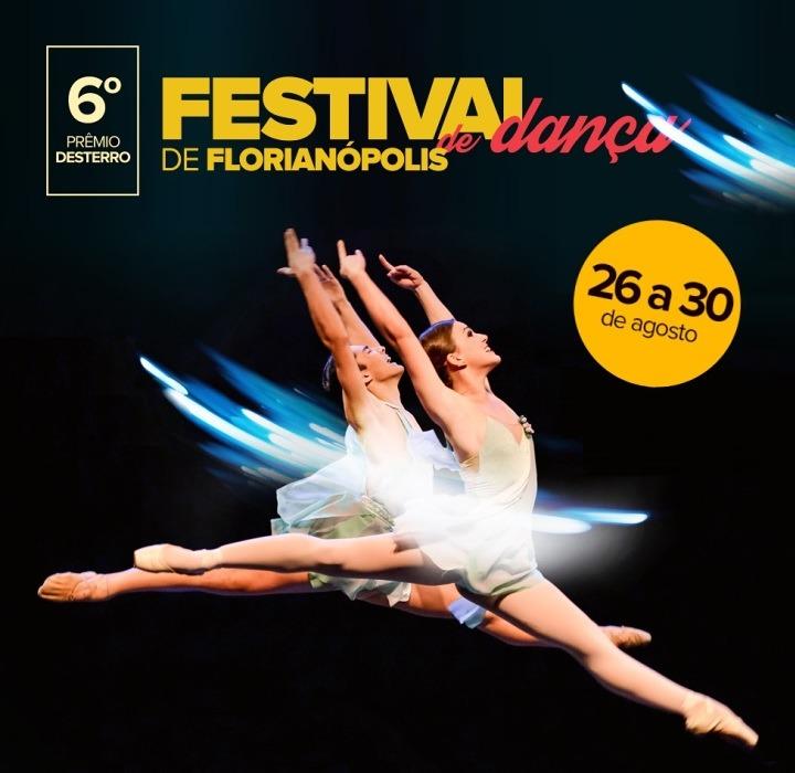 Inscrições para o Prêmio Desterro – 6° Festival de Dança de Florianópolis