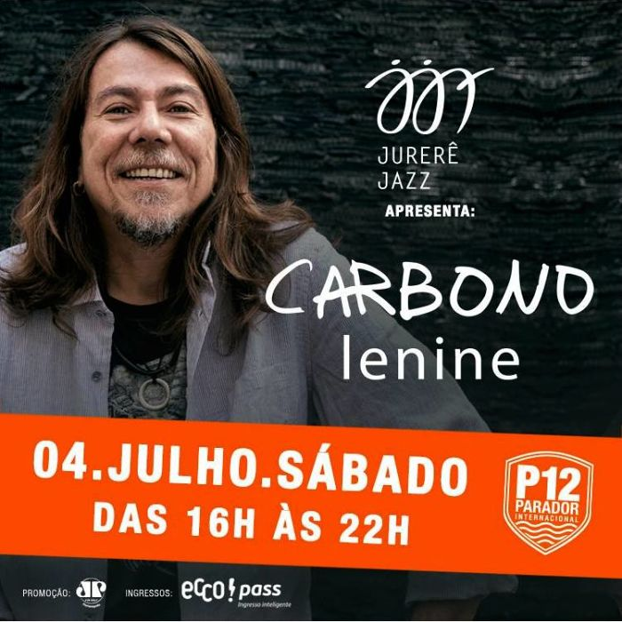 """Carbono"" - novo show do cantor e compositor Lenine"